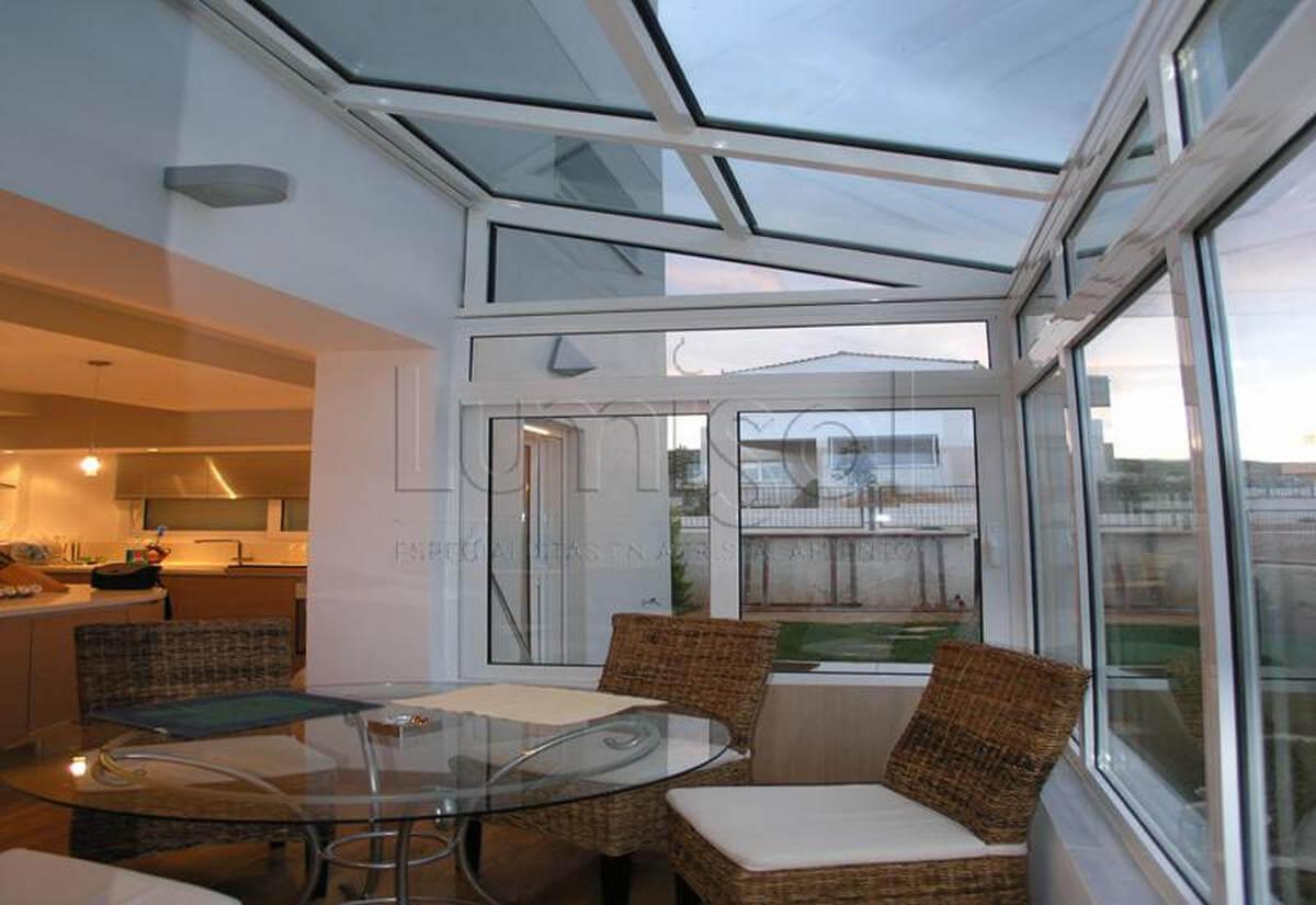 Cerramientos de terrazas malaga y marbella cristales para terrazas lumisol - Cristaleras para terrazas ...