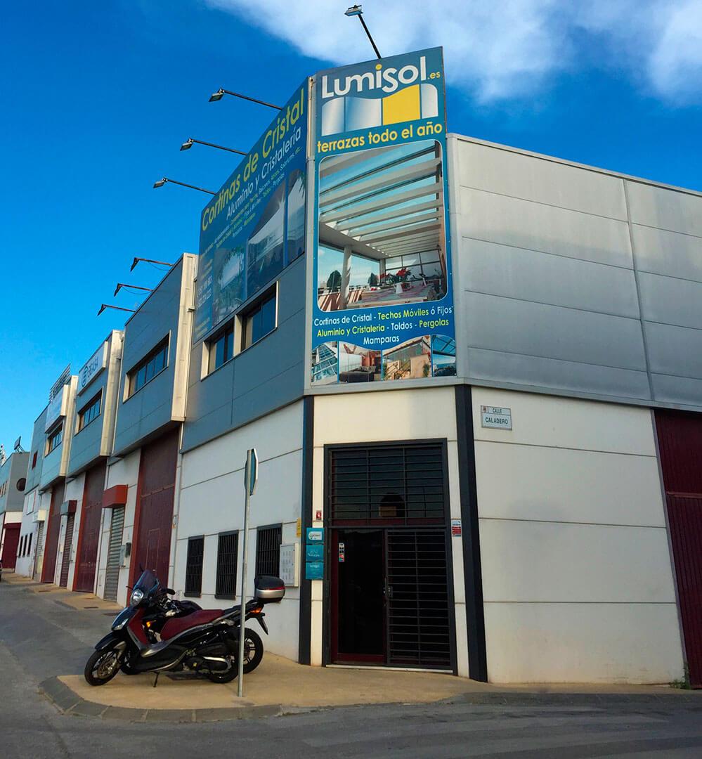 Empresa de acristalamientos malaga y marbella lumisol - Empresa jardineria malaga ...